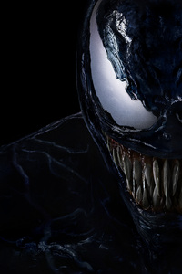 Venom Movie Official Poster 8k