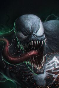 Venom New Digital Art