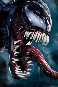 480x800 Venom New Digital Artworks