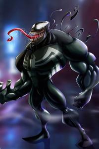 1080x1920 Venom Newart 4k