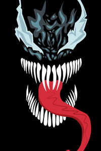 1440x2960 Venom Oled Illustration 5k