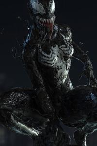 Venom Rain 4k