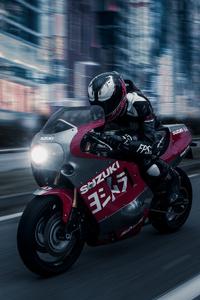 Venom Suzuki GSX R 1100