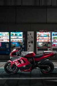 640x960 Venom Suzuki GSXR 1100