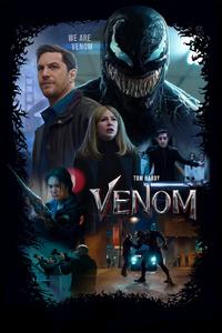Venom The Movie 4k