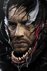 Venom Tom Hardy 4k Villian