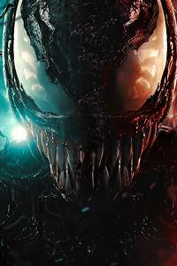Venom V Carnage 4k
