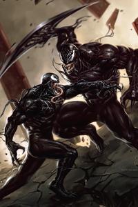 Venom V Riot