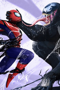 Venom Vs Spider Man