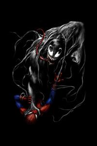 Venom Vs Spiderman 4k
