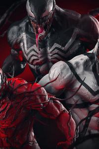 1242x2688 Venom X Carnage X AntiVenom