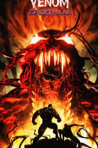 Venom X Spiderman X Carnage