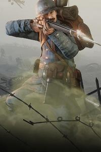 1125x2436 Verdun 4k