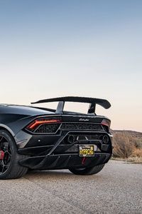 VF Engineering Lamborghini Huracan Performante 2020 Rear