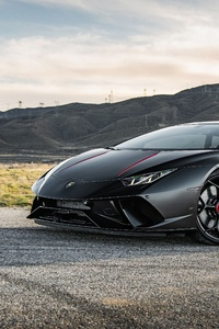 1440x2960 VF Engineering Lamborghini Huracan Performante 2020 Side View