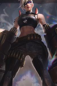 2160x3840 Vi League Of Legends 4k