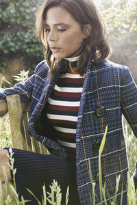 Victoria Beckham Vogue 2018