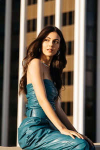 640x1136 Victoria Justice For Fouad Jreige Photoshoot