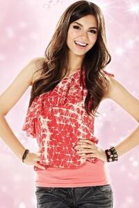 Victoria Justice Model