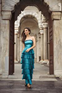 1080x2160 Victoria Justice Photoshoot Modeliste Magazine 4k