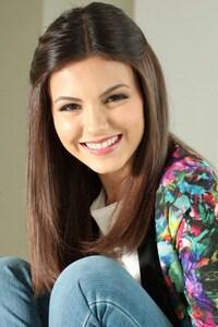 Victoria Justice Smiling