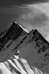 240x320 View Of Piz Terri Switzerland 5k