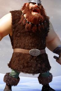 Viking 4k Art
