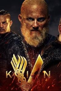 2160x3840 Vikings 2021
