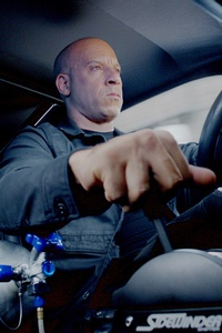 320x480 Vin Diesel In Fast And Furious 5k