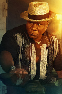 Ving Rhames As Luther In Mission Impossible Fallout Movie