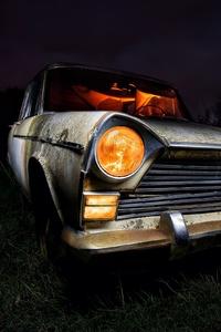 Vintage Old Car Photography