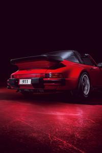 360x640 Vintage Porsche 4k