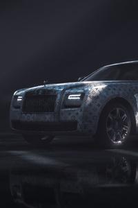 480x854 Vintage Rolls Royce