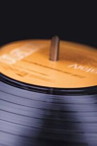 2160x3840 Vinyl Tonearm
