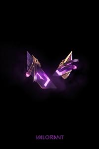 Viper Valorant Logo 4k