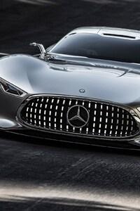 Vision Gran Turismo Mercedes Benz