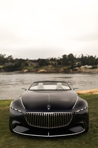 Vision Mercedes Maybach 6 Cabriolet 2017