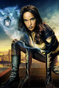 480x800 Vixen Dc Legends Of Tomorrow