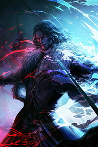 Vlad III Fate Apocrypha Fate Grand Order