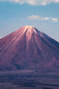 Volcano Chile 5k