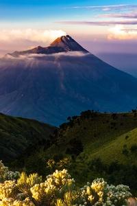 Volcano Java Island 5k