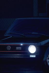 Volkswagen Golf Gti Nfs 8k