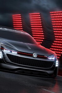 480x854 Volkswagen GTI Supersport