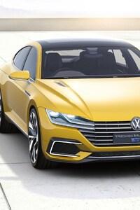 Volkswagen Sport Coupe Concept