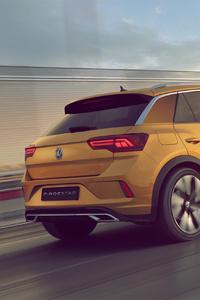 1080x1920 Volkswagen T Rocstar Concept 2017