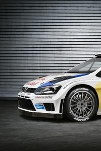 Volkswagen Wrc 4k
