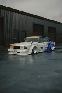 1440x2960 Volvo 240 Front