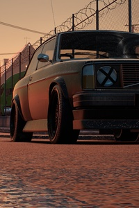 Volvo Need For Speed