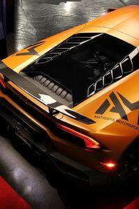 Vorsteiner Lamborghini Huracan 2016