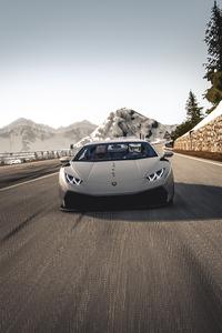 2160x3840 Vorsteiner Lamborghini Huracan 2019 4k